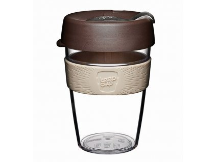 KeepCup -  termohrnek Clear Edition Aroma medium