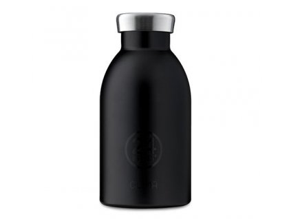 24Bottles - termolahev Clima Bottle Black 330 ml