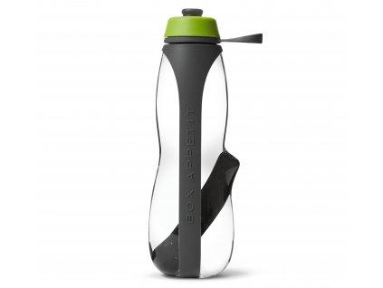BLACK-BLUM - filtrační láhev na vodu Eau Good Duo 700 ml šedá/zelená