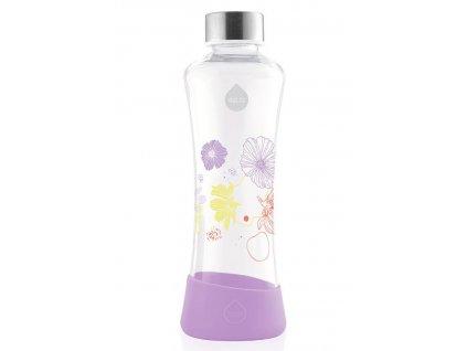 EQUA skleněná láhev na pití Lily 0.55 l
