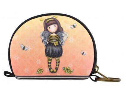 SANTORO LONDON mini pouzdro Gorjuss Bee-Loved