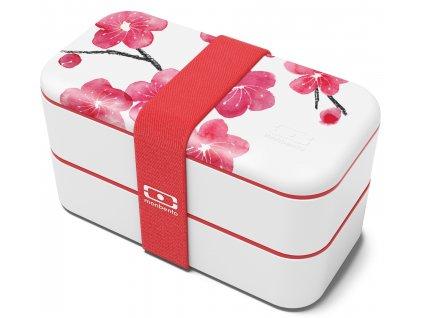 Monbento Bento box na jídlo MB Original Blossom 2