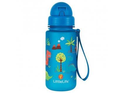 LittleLife lahev pro děti Animal Bottle 400 ml dinosaurus