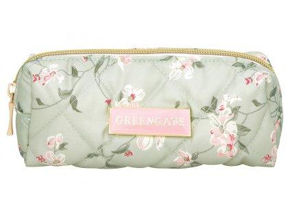 Green Gate kosmetická taška Jolie Pale Mint