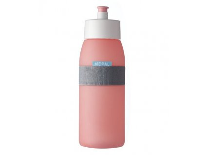 Mepal lahev na pití Sports bottle Ellipse 500 ml nordic pink