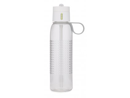 Joseph Joseph lahev s počítadlem DOT  ACTIVE 750 ml bílá