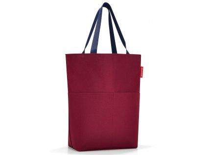 Reisenthel nákupní taška Cityshopper 2 dark ruby