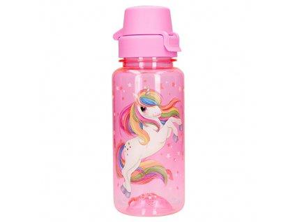 Ylvi and the Minimoomis lahev na pití růžová
