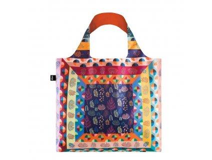 LOQI skládací nákupní taška HVASS&HANNIBAL Maze