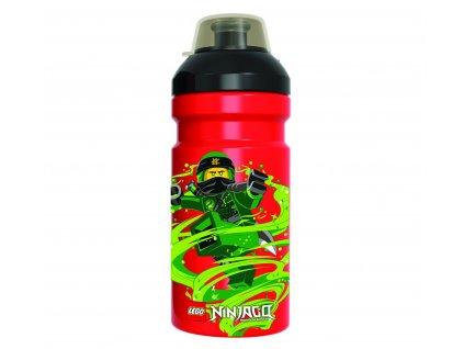 LEGO lahev na pití Ninjago Classic červená 390 ml
