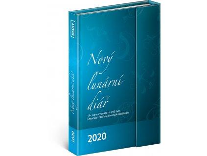 PG týdenní magnetický diář Nový lunární diář 2020