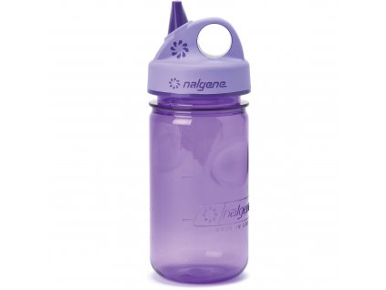 NALGENE - dětská láhev Grip'n Gulp 350 ml Purple