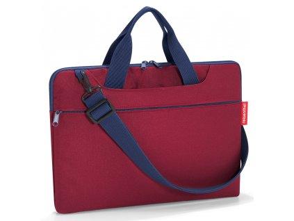 Reisenthel taška na notebook Netbookbgag dark ruby