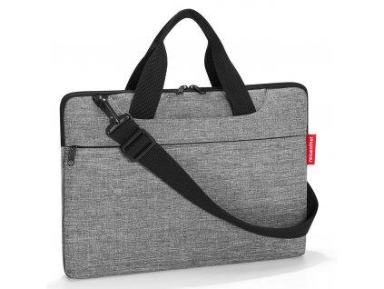 Reisenthel taška na notebook Netbookbgag twist silver
