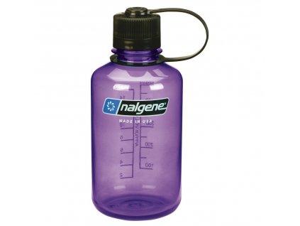 NALGENE - láhev na pití Narrow Mouth 500 ml Purple