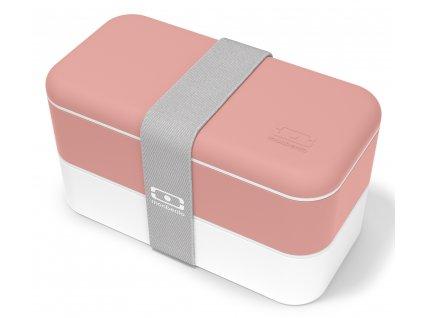 Monbento Bento box na jídlo MB Original pink Flamingo