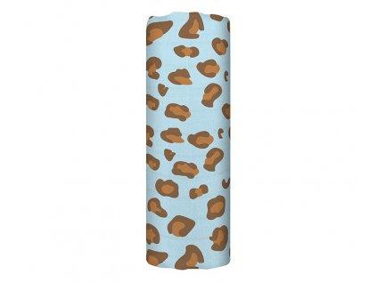 Tommy Lise mušelínová plena Blue Leopard