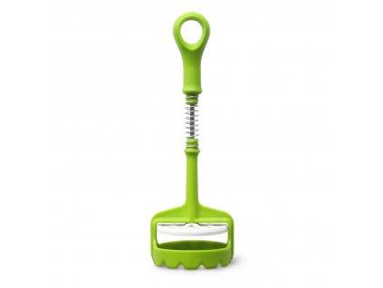 Joseph Joseph - Mačkadlo na brambory Pump-action Smasher, zelené