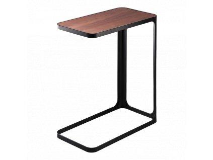 YAMAZAKI boční stolek Frame černý