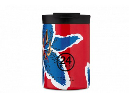 24Bottles nerezový termohrnek Travel Tumbler Martinique 350 ml