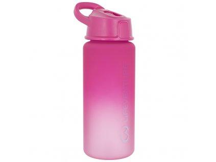 Lifeventure lahev na vodu Flip-Top 750 ml růžová