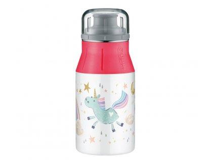Alfi dětská nerezová lahev new Rainbow 0,4l