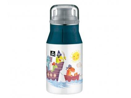 Alfi dětská nerezová lahev Sea adventures 0,4l