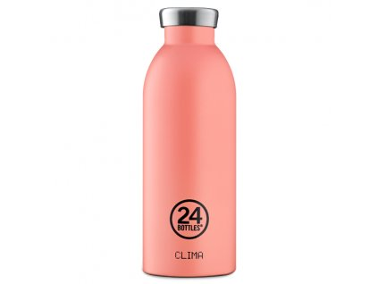 24Bottles - termolahev Clima Bottle Blush Rose 0,5l