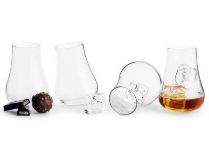 Sagaform - houpací sklenice AfterDinner 150 ml 4 ks