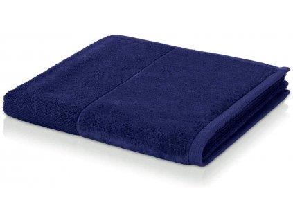Möve - bambusový ručník hlubinná modrá