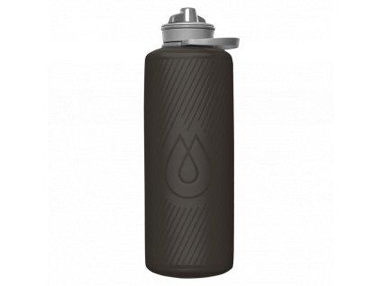 Hydrapak sbalitelná láhev Flux 1 l mammoth grey