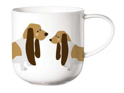 ASA Selection hrnek s uchem CATS&DOGS 6