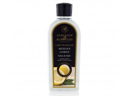 Ashleigh & Burwood LTD - náplň do katalytické lampy - SICILIAN LEMON 500ml