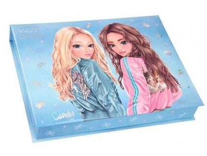 Top Model kancelářská sada Candy a Hayden