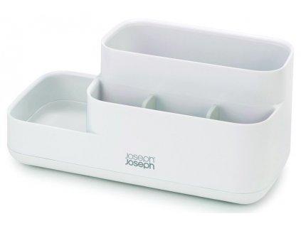 Joseph Joseph koupelnový stojánek EasyStore Caddy bílý
