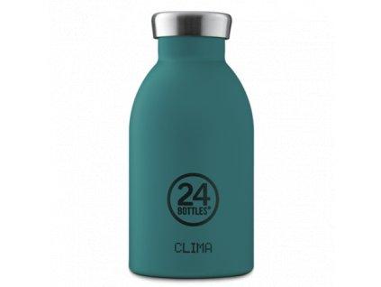 24Bottles - termolahev Clima Bottle Atlantic Bay 330 ml