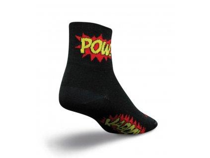 SockGuy - ponožky BOOM POW