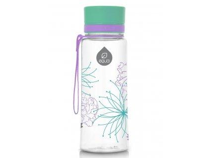 EQUA - láhev na vodu Flowers 0.6 l