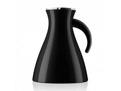 Eva Solo - termoska 1l nižší černá