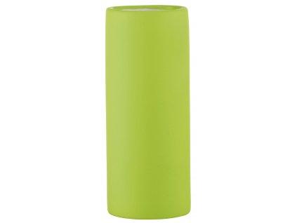 Zone - hrnek na zubní kartáček Confetti limetkový