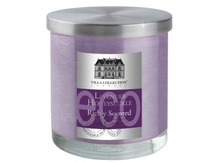 VillaCollection - vonná svíčka levandule a zimolez