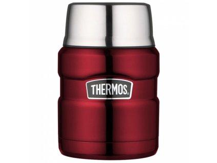 Thermos - termoska na jídlo 470 ml červená