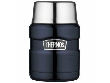 Thermos - termoska na jídlo 470 ml modrá