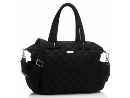 Storksak - přebalovací taška Bobby černá