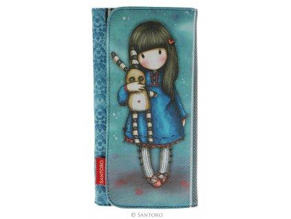 SANTORO - peněženka HUSH LITTLE BUNNY