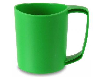 Lifeventure plastový hrnek Ellipse zelený