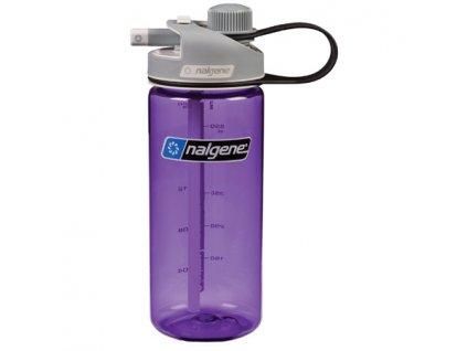 Lahev na pití Nalgene s dvojitým systémem otevírání fialová 1