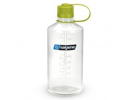 NALGENE - láhev na pití Narrow Mouth 1000 ml Clear