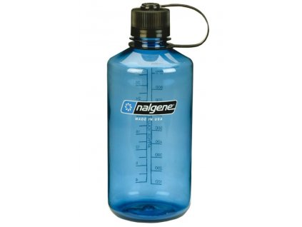 NALGENE - láhev na pití Narrow Mouth 1000 ml Blue