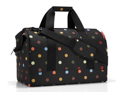 Reisenthel - cestovní taška Allrounder L dots